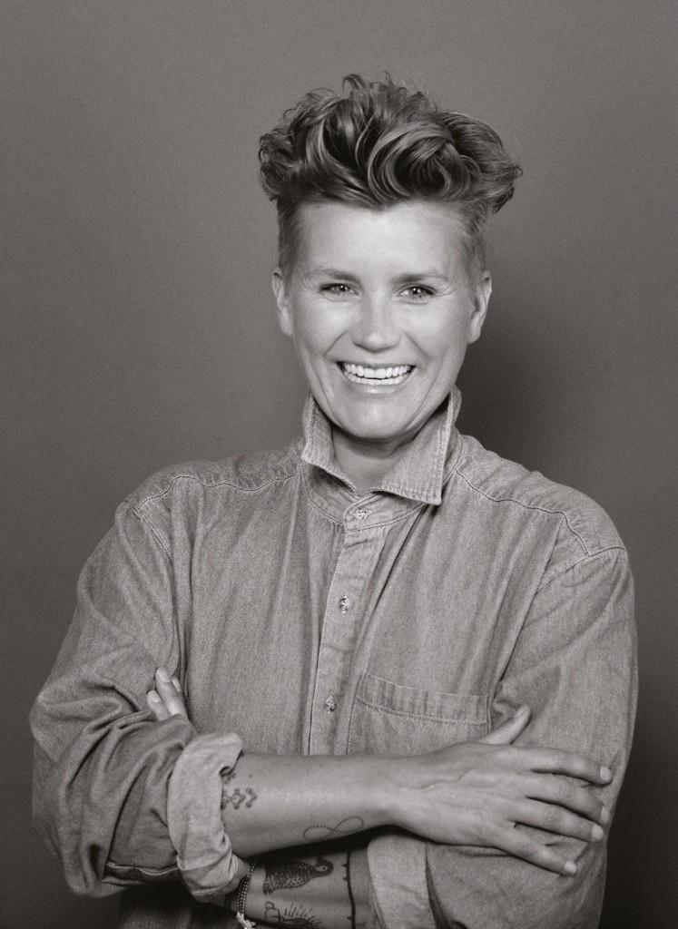 Carla Cammilla Hjort, CEO, Artrebels